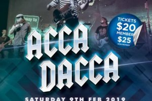 ACCA DACCA at the RSL Club