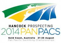 Hancock Prospecting Pan Pacific Championships Pool Competition